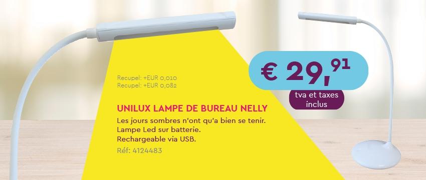 Unilux lampe de bureau