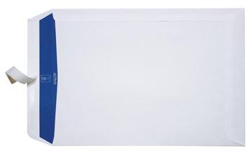 Gallery enveloppes, Ft 230 x 310 mm, bande adhésive, sans fenêtre