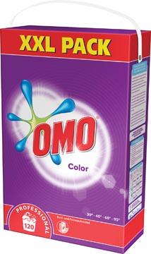 Omo poudre à lessive XXL pour lavage coloré