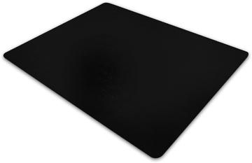 Floortex tapis de sol Cleartex Advantagemat, pour moquette, rectangulaire, ft 90 x 120 cm, noir