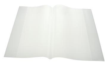 Protège-cahiers ft 23 x 30 cm, cristal