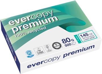 Clairefontaine Evercopy papier reprographique Premium ft A4, 80 g, paquet de 500 feuilles