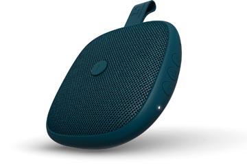 Fresh n' Rebel Rockbox Bold XS, haut-parleur Bluetooth portable, Petrol Blue