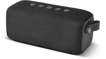 Fresh n' Rebel Rockbox Bold M, haut-parleur Bluetooth portable, Storm Grey
