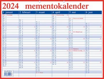 Aurora Memento 20, néerlandais, 2022