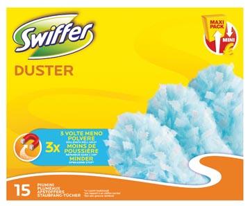 Swiffer recharge pour Duster XXL, paquet de 15 pièces