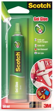 Scotch colle gel, multi-usages