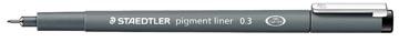 Staedtler fineliner Pigment Liner, 0,3 mm