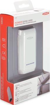 Ednet chargeur mobile 4400mAh