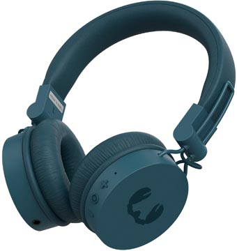 Fresh n' Rebel Caps 2 Wireless casque Bluetooth, Petrol Blue
