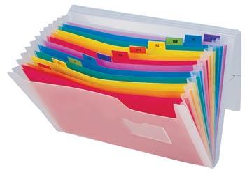 Beautone trieur, Spectrafile, 13 compartiments, multi-couleurs