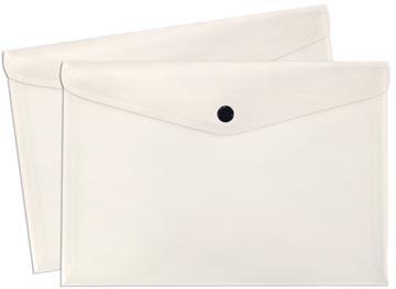 Beautone pochette documents, A5, transparent