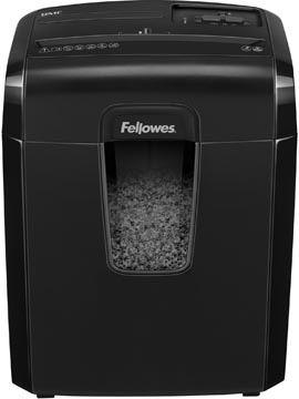 Fellowes Powershred destructeur de documents 8MC