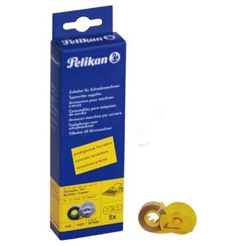 Pelikan ruban lift-off, boîte de 5 rubans - OEM: 507806