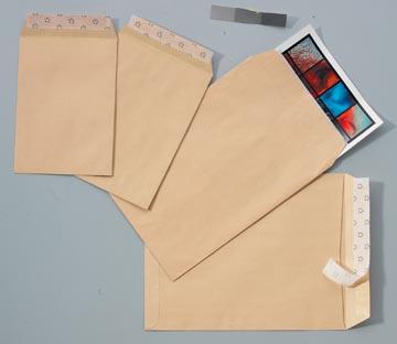 Calipage pochettes ft 229 x 324 mm, kraft, boîte de 250 pièces