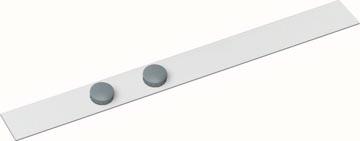 Maul bande métallique souple MAULstandard, ft 50 cm, incl. 2 aimants