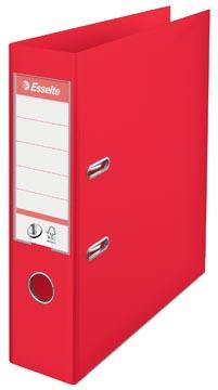 Esselte Classeur à levier Power N° 1 Vivida, ft A4, dos de 7,5 cm, rouge