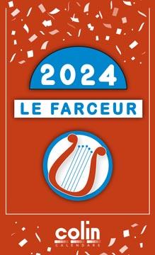 Bloc éphéméride Le Farceur 2022