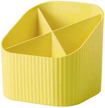 Han Re-X-Loop plumier, jaune