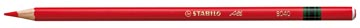 STABILO All crayon, rouge