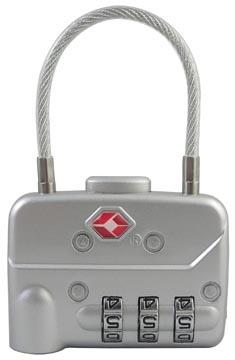 Cadenas TSA avec cable