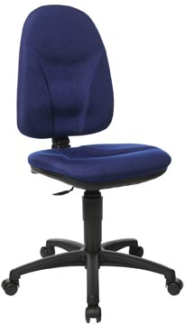 Chaise de bureau Home Chair 50, bleu