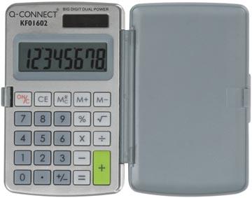 Q-Connect calculatrice de poche KF01602