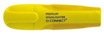 Q-Connect surligneur premium, jaune