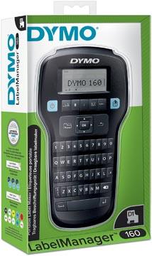 Dymo système de lettrage LabelManager 160P, qwerty