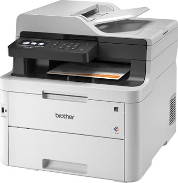 Brother imprimante couleur à LED 4-in-1 MFC-L3750CDW
