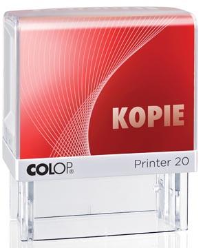 Colop cachet à formules Printer texte: KOPIE