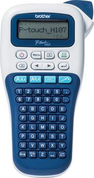 Brother système de lettrage PT-H107B