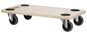 Transporteur de meubles, ft 26 x 30 cm, poids maximum de 150 kg