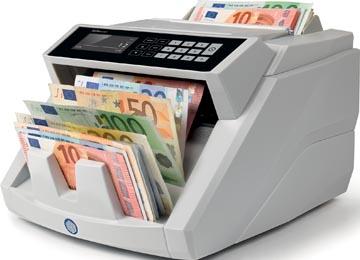 Safescan compteuse de billets 2465S, avec détection sextuple des contrefaçons
