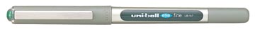 Uni-ball roller Eye Fine et Micro Fine, 0,5 mm, vert