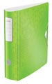 Leitz WOW classeur à levier Active, dos de 8,2 cm, vert