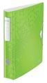 Leitz WOW classeur à levier Active, dos de 6,5 cm, vert