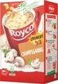 Royco Minute Soup champignons, paquet de 20 sachets