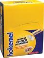 Hotcemel chocolat en poudre, paquet de 25 sachets