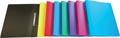 Alpha classeur à anneaux, pour ft A4, en PP, 2 anneaux de 16 mm, couleurs assorties